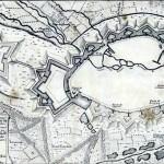 Le 20 février 1746 – La prise de Bruxelles dans EPHEMERIDE MILITAIRE carte-bruxelles-1746-150x150
