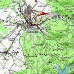 La nécropole nationale de Badonviller (54) dans LIEUX DE MEMOIRE EN LORRAINE carte-de-la-necropole-de-badonvillers-150x150