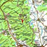 La nécropole de La Forestière à Lachalade (55) dans LIEUX DE MEMOIRE EN LORRAINE carte-de-lachalade-150x150