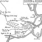 Le 24 février 1861 – La bataille de Ki-hoa dans EPHEMERIDE MILITAIRE carte-de-saigon-et-kihoa-150x150