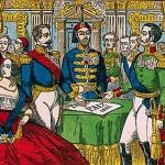 Le 30 mars 1856 – Le congrès de Paris dans EPHEMERIDE MILITAIRE le-congres-de-paris-150x150