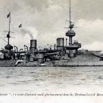 Le 18 mars 1915 - La fin glorieuse des cuirassés Bouvet, Irrésistible et Océan dans EPHEMERIDE MILITAIRE le-cuirasse-le-bouvet-150x150