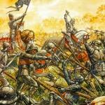 Le 15 avril 1450 – La bataille de Formigny dans EPHEMERIDE MILITAIRE la-bataille-de-formigny-150x150