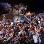 Le 6 avril 1812 – La prise de Badajoz par les Anglais dans EPHEMERIDE MILITAIRE la-prise-de-badajoz-par-les-anglais-150x150