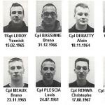 Le 7 avril 1994 – L'assassinat de dix parachutistes belges à Kigali dans EPHEMERIDE MILITAIRE les-dix-parachutistes-belges-de-kigali-150x150