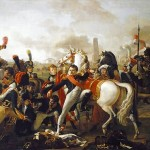 Le 23 avril 1809 – Le combat et la prise de Ratisbonne dans EPHEMERIDE MILITAIRE napoleon-blesse-a-ratisbonne-150x150