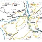 La résistance des forts de Dogneville – Longchamp (Vosges) en juin 1940 dans GUERRE 1939 - 1945 place-depinal-en-juin-1940-150x150