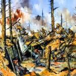 Le 9 mai 1915 – La bataille de la crête d'Aubers dans EPHEMERIDE MILITAIRE la-bataille-de-la-crete-daubers-150x150