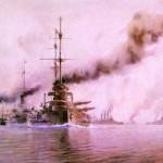 Le 31 mai 1916 - La bataille du Jutland dans EPHEMERIDE MILITAIRE la-bataille-du-jutland-150x150
