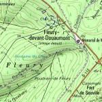 Dix Poilus retrouvés à Fleury devant Douaumont dans GUERRE 1914 - 1918 carte-de-fleury-devant-douaumont-150x150