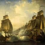 Le 20 juin 1783 – La bataille navale de Gondelour dans EPHEMERIDE MILITAIRE la-bataille-navale-de-gondelour-150x150