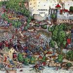 Le 22 juillet 1499 – La bataille de Dornach dans EPHEMERIDE MILITAIRE la-bataille-de-dornach-150x150