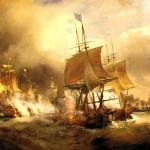 Le 27 juillet 1778 – La bataille d'Ouessant dans EPHEMERIDE MILITAIRE la-bataille-douessant-150x150
