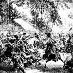 Le 1er juillet 1815 – Le combat de Rocquencourt dans EPHEMERIDE MILITAIRE le-combat-de-rocquencourt-150x150