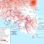 Le 10 juillet 1943 – L'opération Husky dans EPHEMERIDE MILITAIRE loperation-husky-150x150