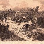 Le 16 août 1870 - Le combat du pont d'Illkirch dans EPHEMERIDE MILITAIRE le-combat-du-pont-dillkirch-150x150