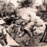 Le 19 septembre 1892 - Le combat de Dogba dans EPHEMERIDE MILITAIRE le-combat-de-dogba-en-1892-150x150