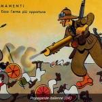 Le 3 octobre 1935 - L'invasion de l'Ethiopie par l'Italie dans EPHEMERIDE MILITAIRE affiche-de-propagande-italienne-150x150