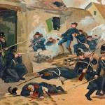 Le 13 octobre 1870 - Le combat de Bagneux dans EPHEMERIDE MILITAIRE le-combat-de-bagneux-150x150