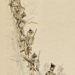 Le 5 octobre 1808 - La prise de Capri dans EPHEMERIDE MILITAIRE lescalade-de-capri-150x150