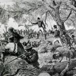 Le 26 octobre 1813 – La bataille de Chateauguay dans EPHEMERIDE MILITAIRE la-bataille-de-chateauguay-150x150