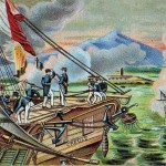 Le bombardement de Saint Jean d'Ulloa