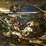 La bataille de Dreux
