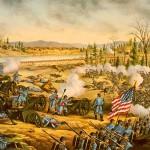 La bataille de Stone River