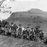 Boers à Spion Kop en 1900
