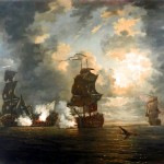 La bataille de Carthagène