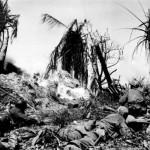 La bataille de Kwajalein