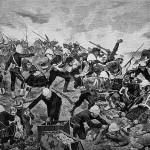 La bataille de Majuba Hill