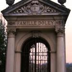 La chapelle de la famille Doley