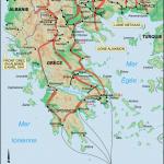 Carte de l'opération Marita