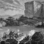 le siège du fort de Médine