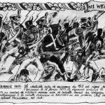 Le combat de Weissig