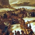 Le passage du Grand Saint Bernard