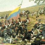 La bataille de Carabobo