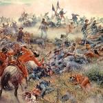 La bataille de Little Big Horn