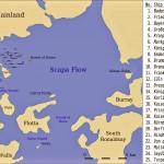 Sabordage de la flotte prussienne