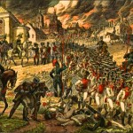 La bataille de Kobrin